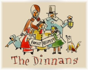 Dinnans Illustration
