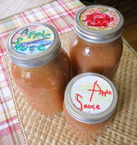 our-apple-sauce