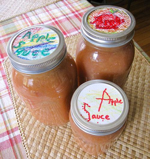 our-apple-sauce