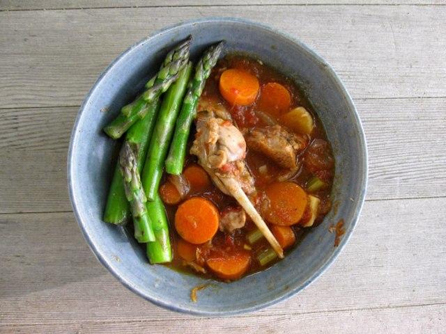 rabbit-stew