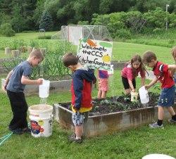 Green Thumbs School Garden Camp
