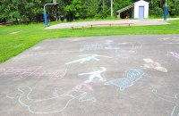chalk-drawings