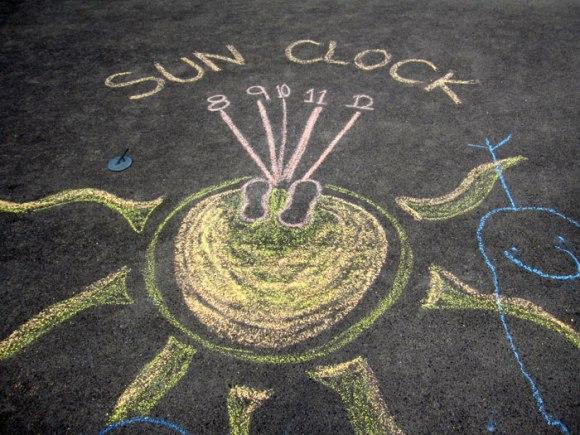 human-sun-dial