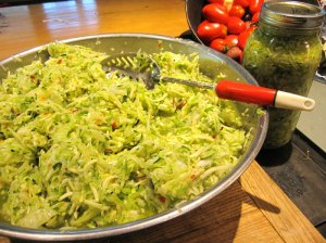 zucchini-relish-shredded-mixture