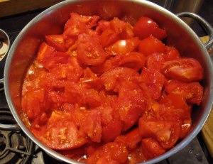 chunked-tomatoes