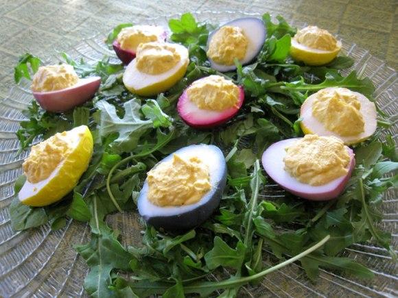 colorful-egg-platter